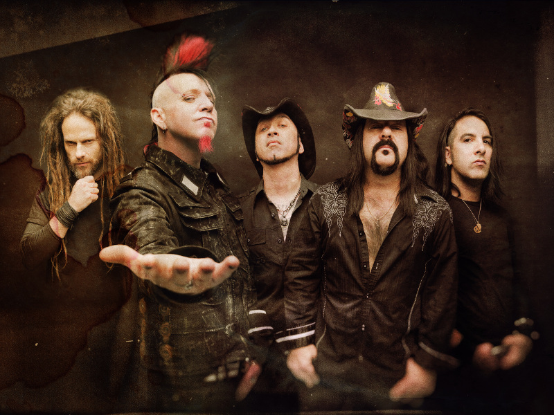 Hellyeah - Blood for Blood and the Healing Power of Metal