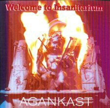 Agankast - Welcome To Insanitarium