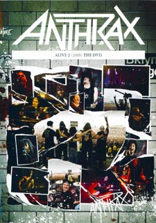 Anthrax - Alive 2 The DVD (DVD)