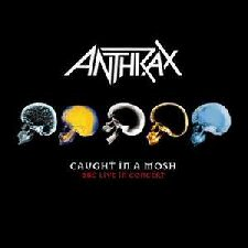 Anthrax - Caught in a Mosh: BBC Live in Concert
