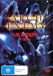 Arch Enemy - Live Apocalypse (DVD)