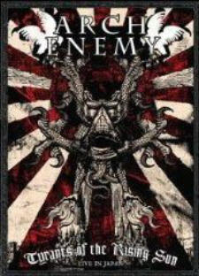 Arch Enemy - Tyrants Of The Rising Sun (DVD)