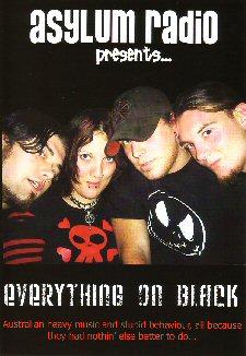 Asylum Radio - Everything On Black