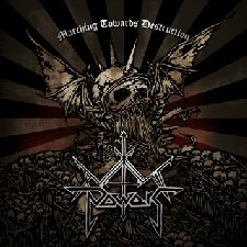 Axis Powers - Marching Towards Destruction