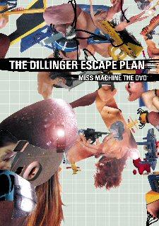 Dillinger Escape Plan, The - Miss Machine The DVD (DVD)