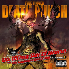 Five Finger Death Punch - The Wrong Side of Heaven & The Righteous Side of Hell Part 1