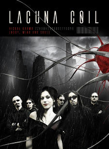 Lacuna Coil - Visual Karma (Body, Mind And Soul) (DVD)