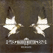 Madder Mortem - Desiderata artwork