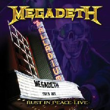 Rust in Peace - Live (CD/DVD)