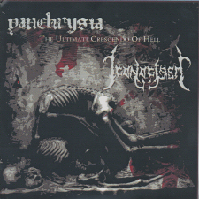 Panchrysia/Iconoclasm - The Ultimate Crescendo of Hell (Split)