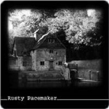 Rusty Pacemaker - Blackness and White Light artwork