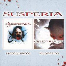 Susperia - Predominance/Vindication (Re-Release)