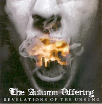 Autumn Offering, The - Revelations Of The Unsung