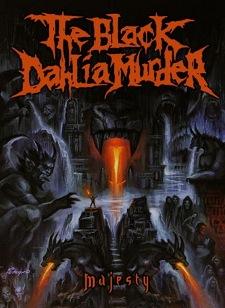 Black Dahlia Murder, The - Majesty (DVD)