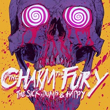 Charm The Fury, The - The Sick, Dumb & Happy